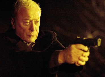 Harry Brown, DR