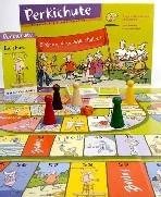 Perkichute, un jeu de société qui vise à réduire les chutes chez les personnes âgées