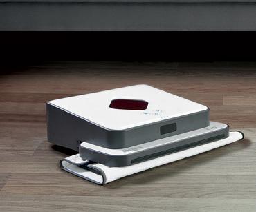 EVO : un minirobot qui nettoie tout… Tout seul ! une idée pour aider les seniors au quotidien