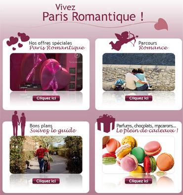 Saint Valentin : la capitale donne rendez-vous aux amoureux du monde entier avec l'opération « Paris Romantique »