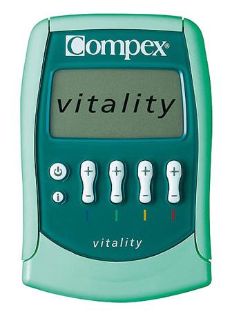 Compex Vitality : un coach santé-forme-esthétique pour les seniors