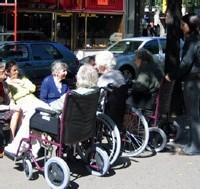 La Catalogne finance une étude sur l'état de santé des seniors en institution