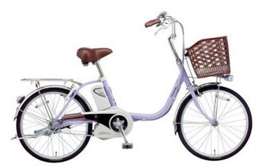 Vélo pour seniors Panasonic, crédit photo Panasonic