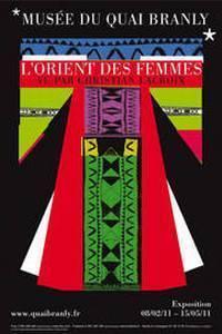 L'Orient des femmes vu par Christian Lacroix au Musée du quai Branly jusqu'au 15 mai 2011