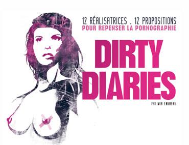 Dirty diaries : les fantasmes d'une femme âgée par Jennifer Rainsford (court-métrage)