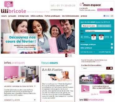 Lilibricole : une solution « bricolage » pour les femmes seniors…