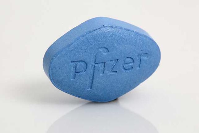 Viagra : Pfizer met en place un système anti-contrefaçon pour son médicament