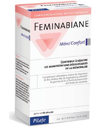 Feminabiane Méno'Confort : pour réduire les effets de la ménopause