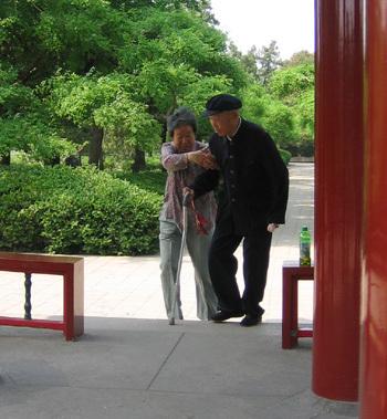 Chine : en 2015, plus de 216 millions de personnes auront plus de 60 ans