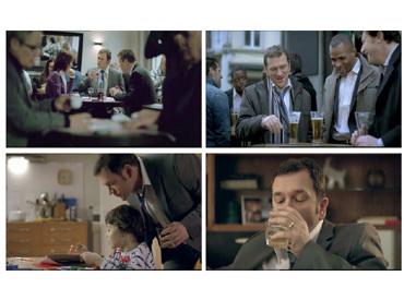 Boire un peu trop d'alcool tous les jours… C'est mettre sa vie en danger : une campagne destinée aux quadras et plus