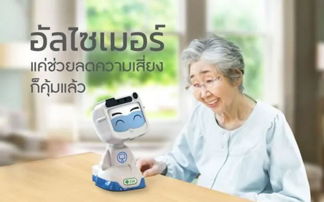 Robot Dinsow Mini 2