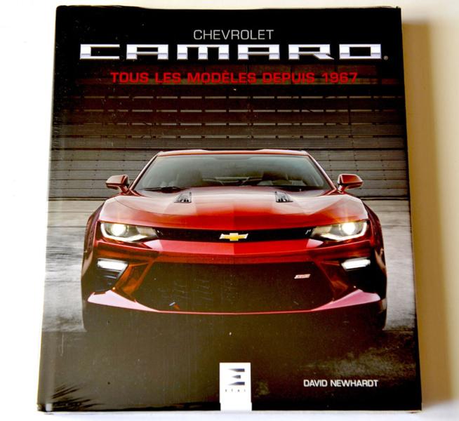 Camaro, tous les modèles depuis 1967