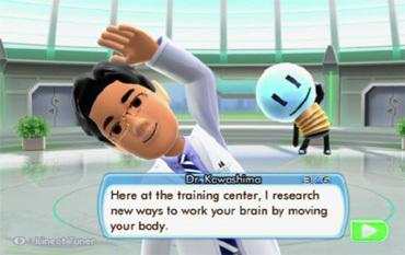 Entrainement cérébral et physique du Dr Kawashima : disponible sur Kinect pour Xbox 360