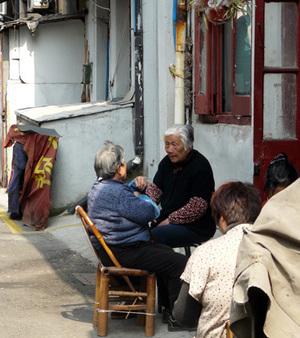 Chine : un pays plus vieux et plus urbain