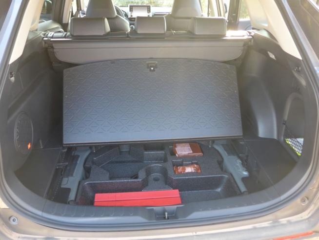 Toyota RAV4 Hybride AWD