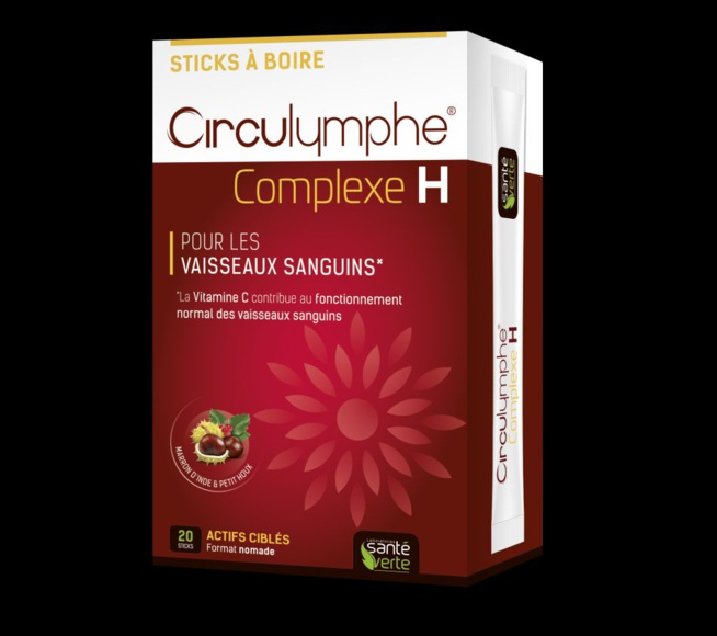 Circulymphe Complex H : une gamme naturelle pour prendre soin de sa circulation sanguine