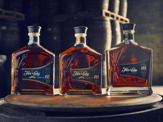 Rum Flor de Cana