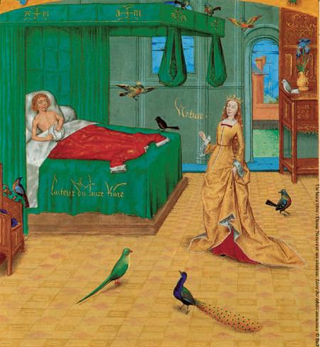 Au lit au moyen ge exposition la tour jean sans peur paris jusqu au 13 - Dormir tete au sud est ...
