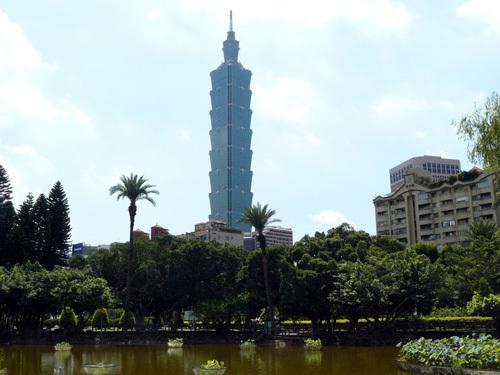 Taipei Tour 101