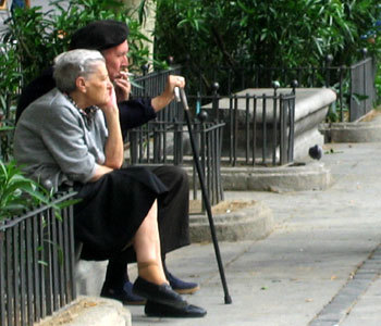 Centenaires : si la longévité était une question de gènes ?