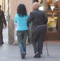 Prévention des chutes accidentelles chez les personnes âgées