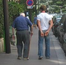 Maison de retraite : épidémie de grippe saisonnière en France, attention aux personnes âgées