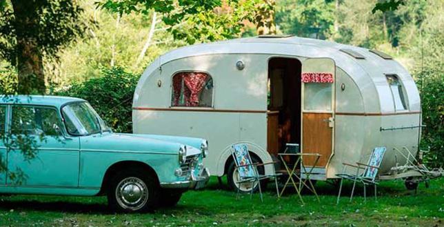 caravane vintage ©Tourismebretagne.com