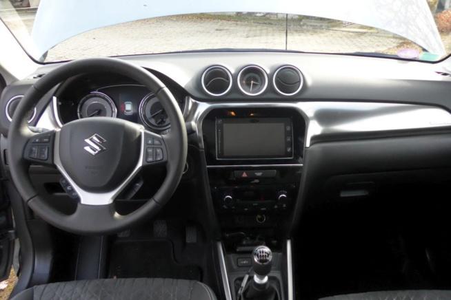 Suzuki Nouveau Vitara 1,4 Boosterjet Allgrip