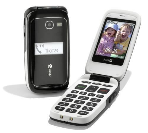 Doro PhoneEasy 615 : le mobile senior avec appareil photo le plus simple du marché