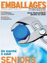 Le marché des seniors : un grand dossier dans Emballages Magazine
