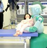 Ri-Man : un robot japonais qui pourrait venir en aide aux personnes âgées