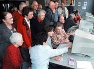 A Angers, un groupe d'internautes seniors organisent la Fête de l'internet depuis six ans