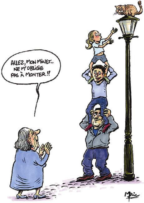 Affiche de la Semaine Bleue 2011, copyright Mric