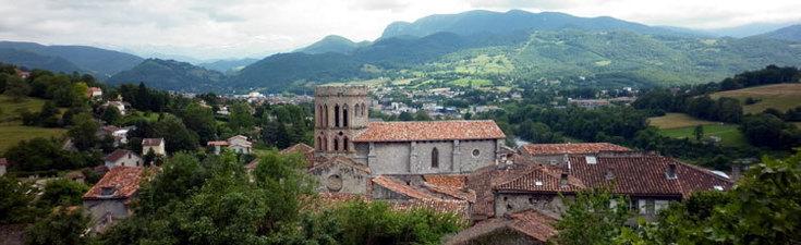 Saint-Lizier : un break hors saison dans l'Ariège