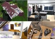 Accessibilité pour tous : une habitation « universelle » témoin pour l'été 2006