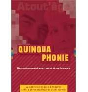 Quinquaphonie, un dvd destiné à aider les PME-PMI à gérer la gestion des âges