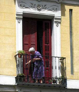 Violence aux femmes âgées… Rompre le silence !