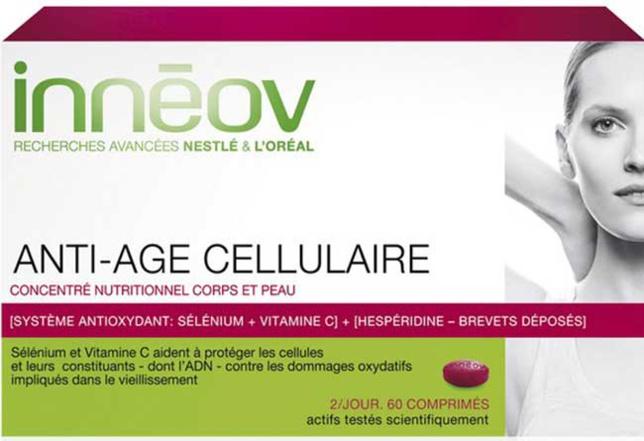 Hespéridine : innovation dans la prévention du vieillissement cellulaire