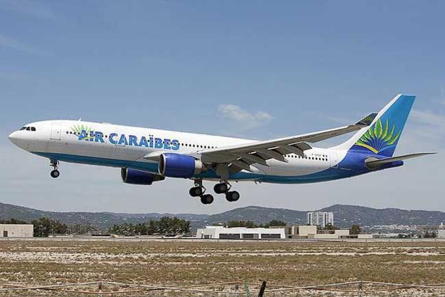 Air Caraïbes : 80 euros pour un surclassement en Classe Caraïbes pour les seniors