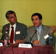 Pascal Terrasse et Paul Cadre