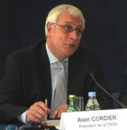 M. Alain Cordier