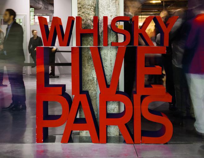 Whiskylive Paris