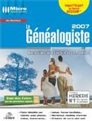 Le Généalogiste 2007 : reconstituez toute l'histoire de votre famille !