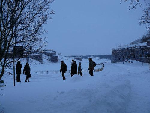 Grand froid : des précautions à prendre en prenant de l'âge…