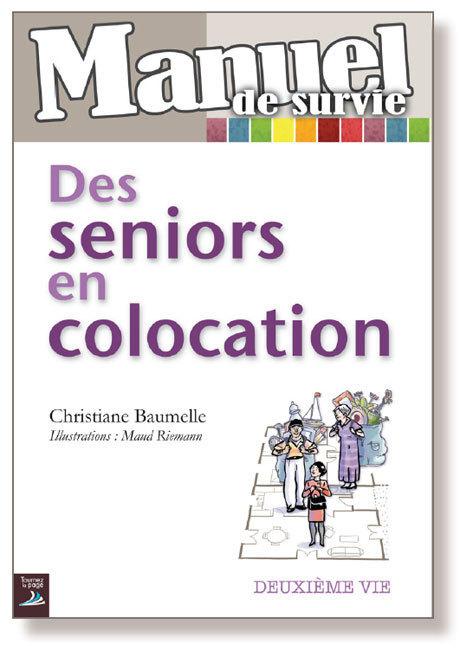 Des seniors en colocation