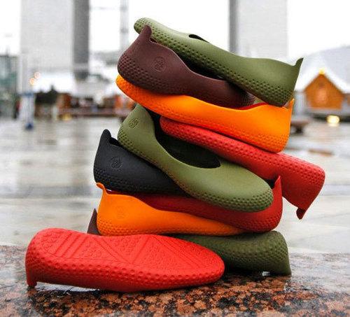 Les Mouillière de chez Mandgo : des galoches « made in France » pour éviter de glisser quand il pleut