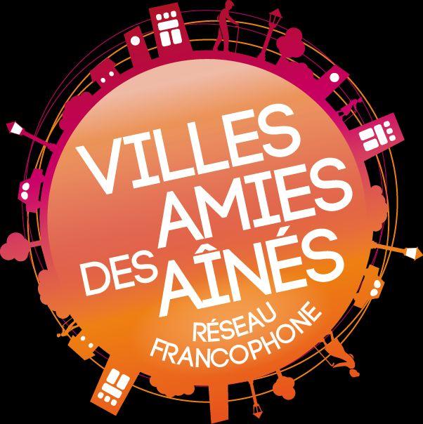 Logo Villes Amies des Ainés
