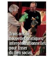 Trois ans de pratiques intergénérationnelles dans une ville de Seine St Denis