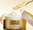 Age Re-Perfect Pro Calcium, un nouveau produit pour peau très matures de L'Oréal
