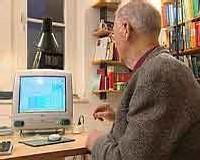 Plus de la moitié des seniors se sentent exclus de l'internet, mais les autres adorent